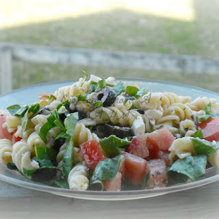 Vegetarian Pasta Salad Recipes