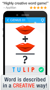 Think Creative: Guess The Word For Genius Brains! - náhled