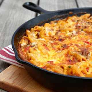 Cheese Queso Pasta Recipes.