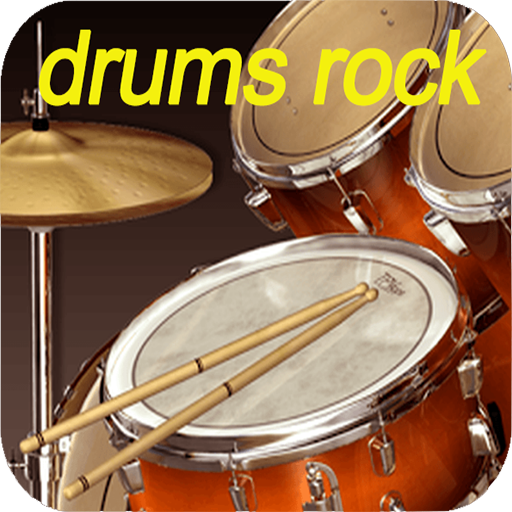 Simple Drum Kit Rock