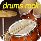 Simple Drum Kit Rock icon