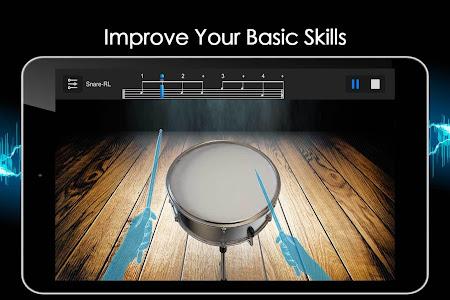 Easy Jazz Drums for Beginners: Real Rock Drum Sets 1.1.2 screenshot 2093020