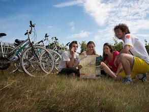 Photo: Balade à vélo©ADT41-MirPhoto