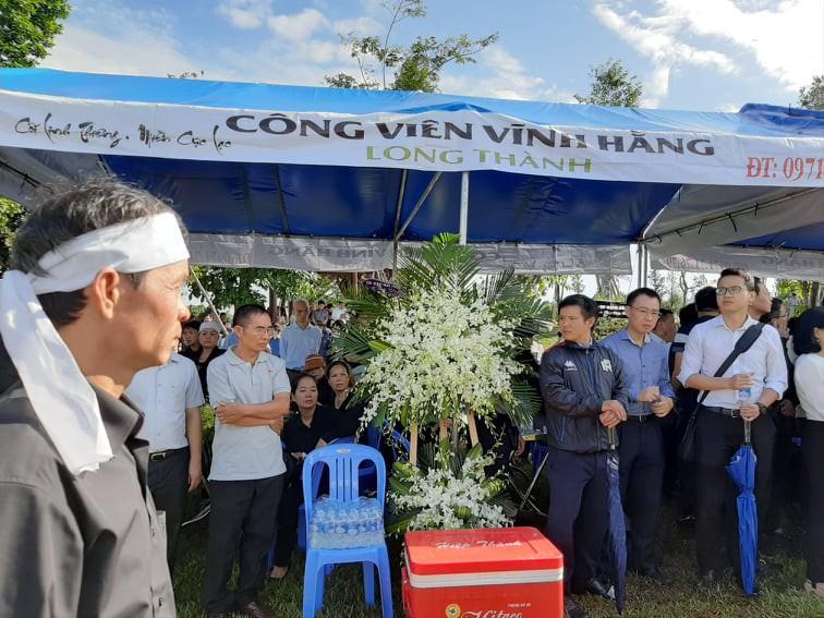 Dịch vụ mai táng trọn gói tại công viên Vĩnh Hằng
