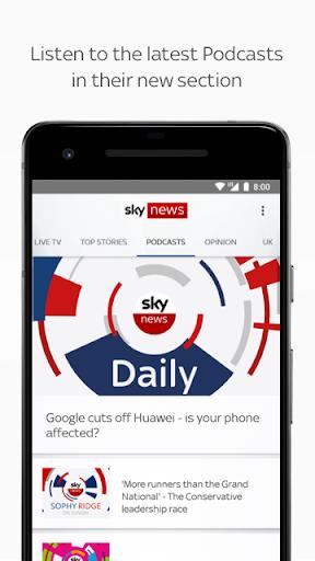 Sky News: Breaking, UK, & World screenshot 3