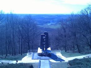 Photo: War memorial on Avala