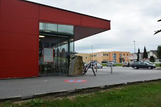 Photo: WHenndorf am Wallersee robię pierwsze dzisiejsze zakupy.