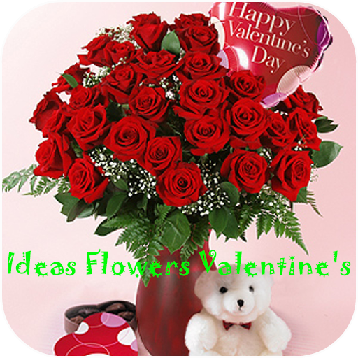 Ideas Flowers Valentine's
