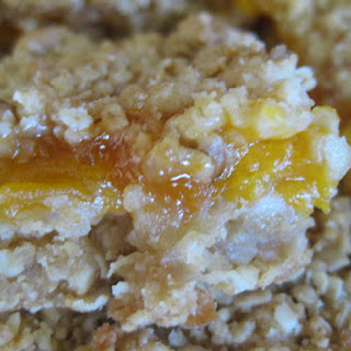 The best 1980s Pineapple Oatmeal Bar.
