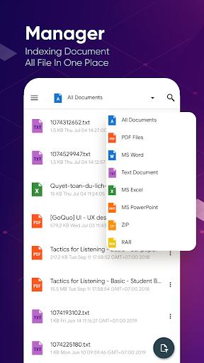 Office Document Reader screenshot 3