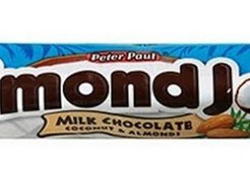 Almond Joy Candy Bar Recipe