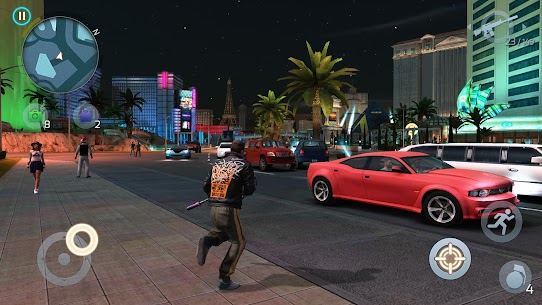 Gangstar Vegas: World of Crime 4.9.1a MOD APK (Unlimited Money+VIP Gold Status) 1