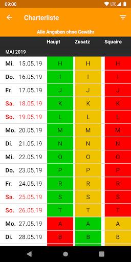 HALE Kundendienst Wessel Frankfurt 2.1.2 screenshots 2