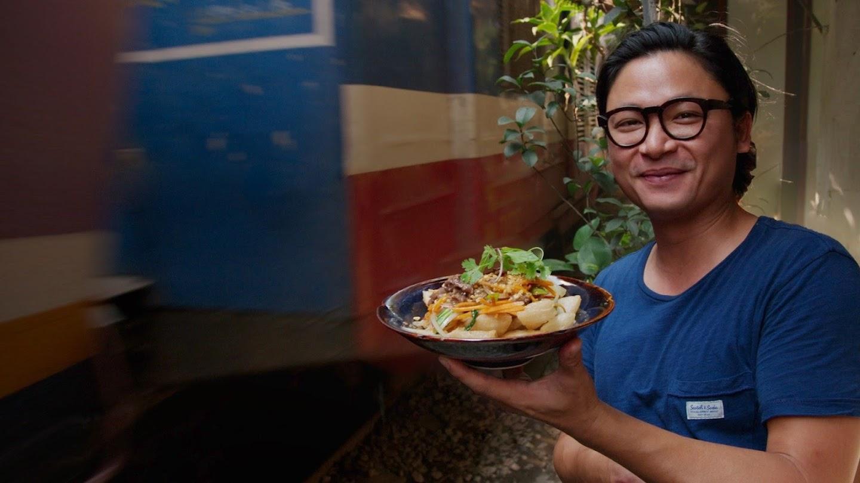 Watch Luke Nguyen's Railway Vietnam live