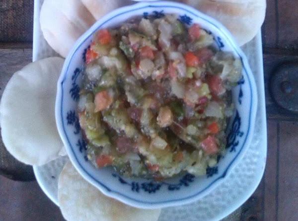 Eggplant Salad Recipe