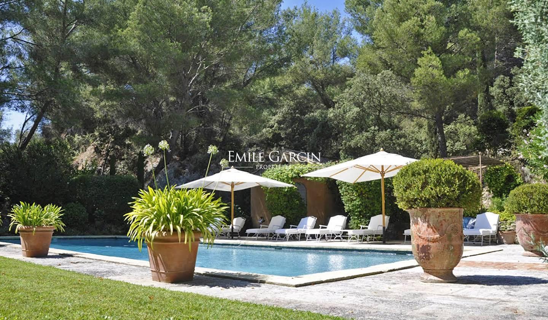 Propriété avec jardin Paradou