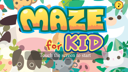 Maze for Kid