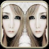 Mirror Pic Mirror Photo Effect