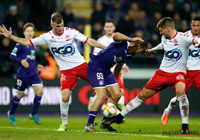 Anderlecht laat thuis punten liggen in troosteloze wedstrijd tegen Kortrijk
