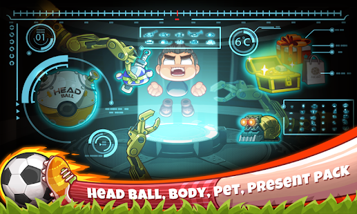 Head Soccer Screenshot