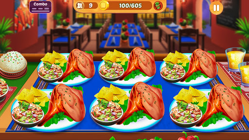 Cooking Crush: New Free Cooking Games Madness 1.2.3 de.gamequotes.net 4