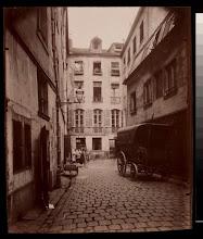 Photo: 5 Rue Grenier St. Lazare passe dans le quartier - pour au ancien Hotel Buffon (3e)