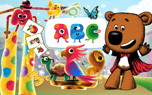 Be-be-bears: Early Learning apkpoly screenshots 15