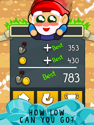 Adventure Gnome - Crazy Puzzle Miner - screenshot