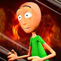 Baldies Basics Lava Runner Crazy Games: Lava Floor icon