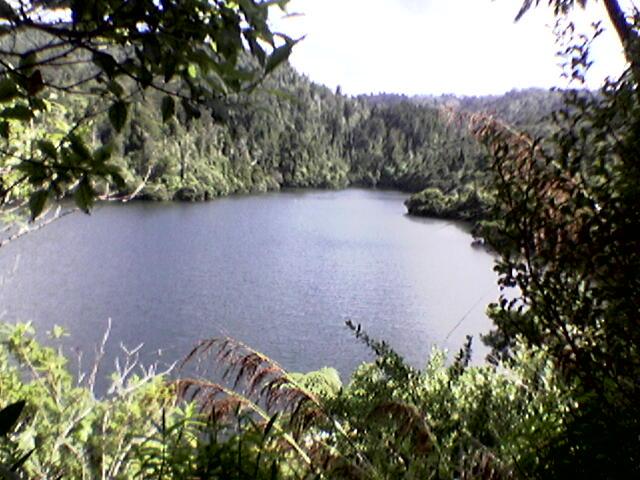 Upper Huia Dam 2005