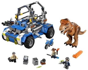 Dinosaurs Brick Figure screenshot 4