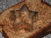 Kids, Festive, Fun Grilled Cheese Sandwiches Recipe