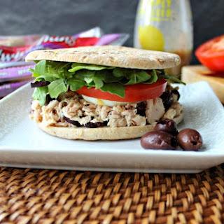 Tuna Nicoise Sandwich with Sandwich Thins®