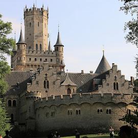 Marienburg 3 by Carola Mellentin - Buildings & Architecture Public & Historical (  )