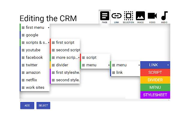 Custom Right-Click Menu