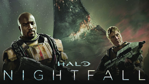 Halo Nightfall Official Trailer 2015 Hd Youtube
