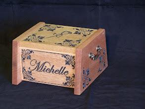 Photo: Wooden boxes from the workshop of Karl Peet (BespokeCraft)email: enquiry@BespokeCraft.com; web: www.BespokeCraft.com