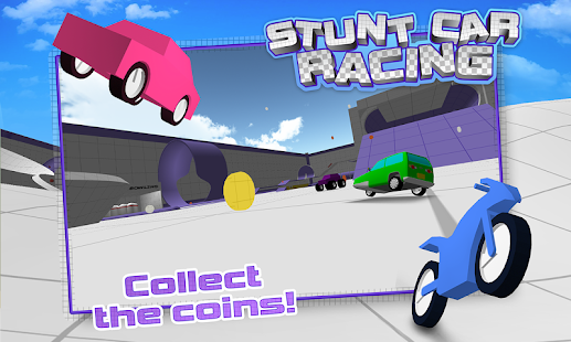 Stunt Car Racing - Multiplayer- screenshot thumbnail