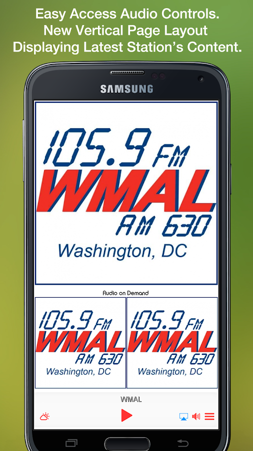 WMAL- screenshot