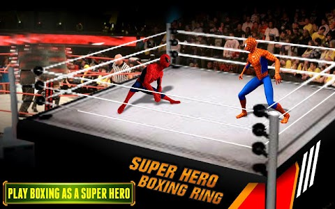Superhero VS Spider Hero Fighting Arena Revenge 2.1.3