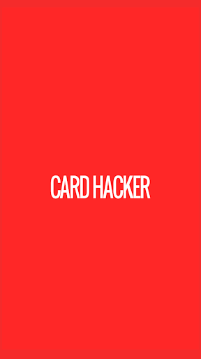 CardHack Credit Card Generator screenshot 1
