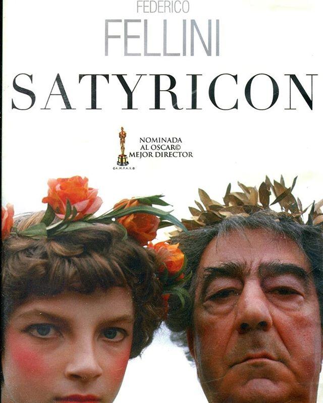 Satiricón (1969, Federico Fellini)