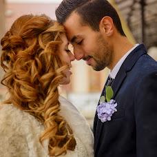 Wedding photographer Oksana Khitrushko (olsana). Photo of 05.12.2016