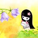 Dreams of Daffodils LWP icon