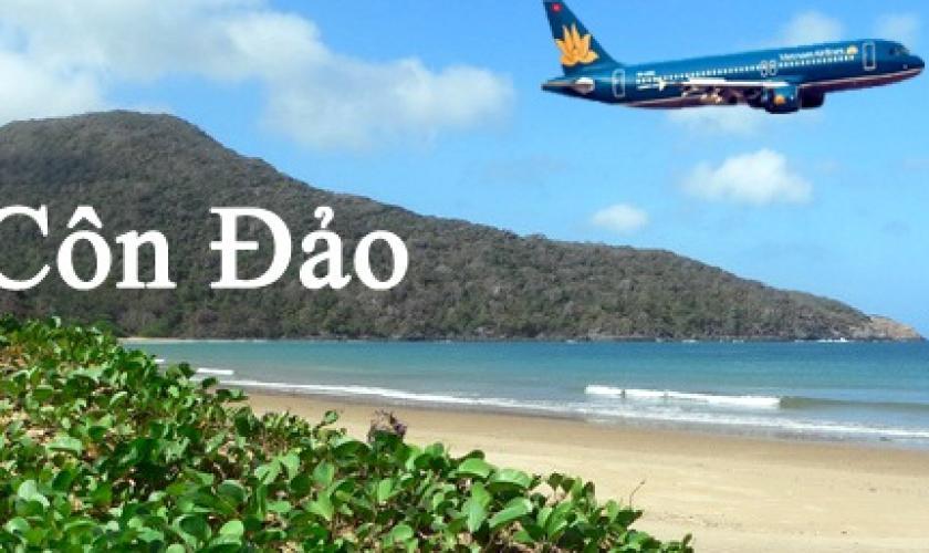 Săn vé máy bay đi Côn Đảo tại đây