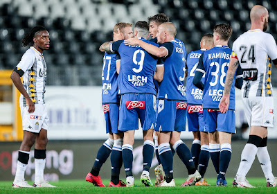 Les portes de l'Europa League se dérobent pour le Sporting de Charleroi