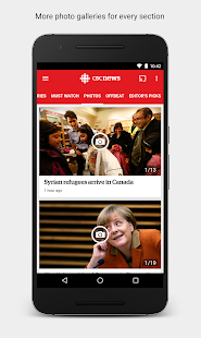 CBC News- screenshot thumbnail