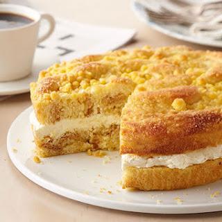 Quick & Creamy Company Cake.