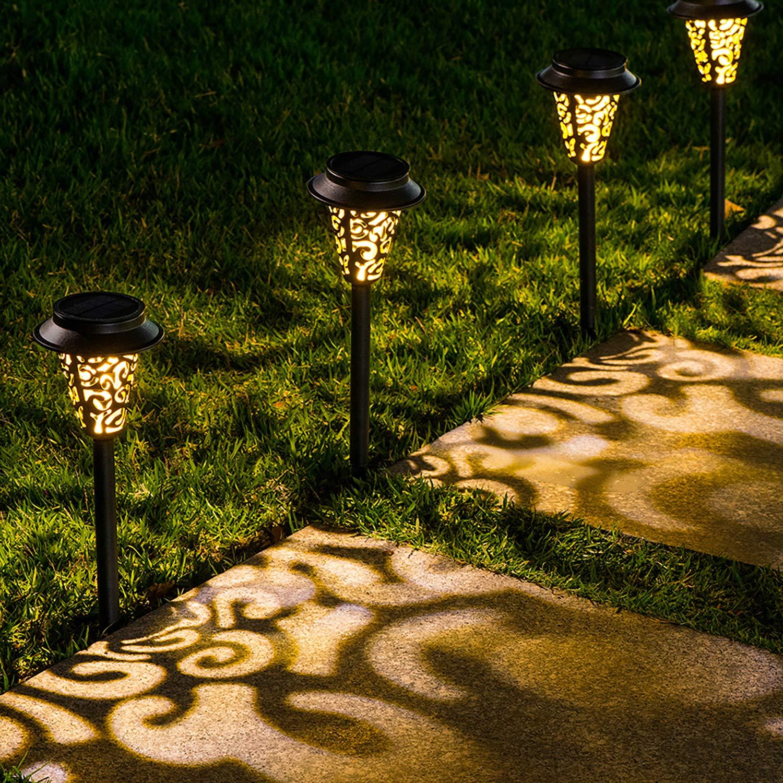 Home Designing With landscape Lights