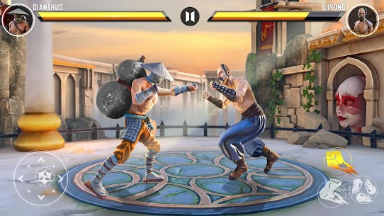 Real Superhero Kung Fu Fight Apk – Karate New Games 1